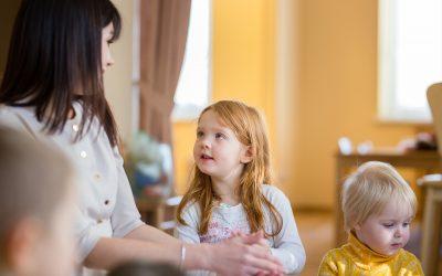 Kas rodo, kad vaikas jau pasirengęs lankyti darželį?