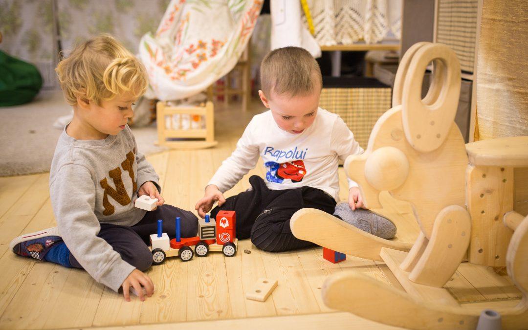 Darželio auklėtoja: ne tik vaikai auga su mumis, bet ir mes su jais!