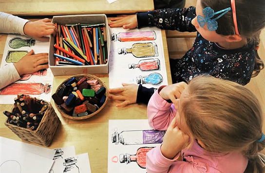 Baziniais vaikų poreikiais grįstas ugdymas